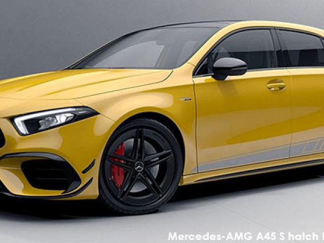 Mercedes-AMG A-Class A45 S hatch 4Matic+ Edition 1