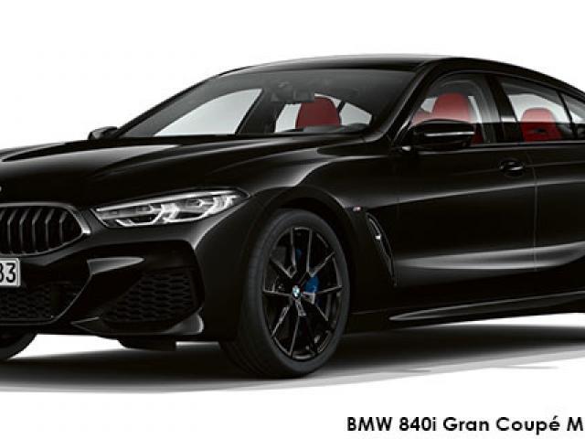 BMW 8 Series 840d xDrive Gran Coupe M Sport