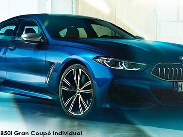 BMW 8 Series M850i xDrive Gran Coupe Individual