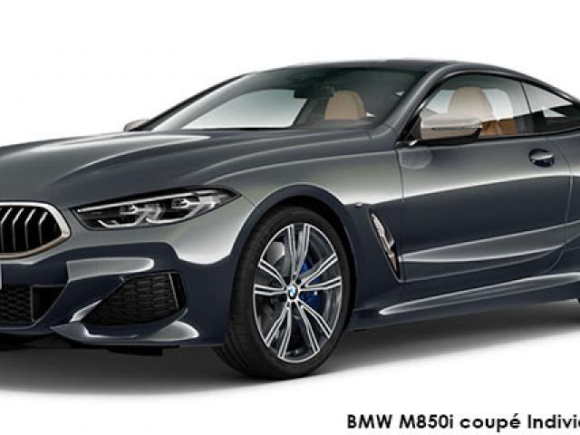 BMW 8 Series M850i xDrive coupe Individual