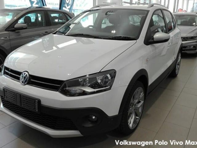 Volkswagen Polo Vivo hatch 1.6 Maxx