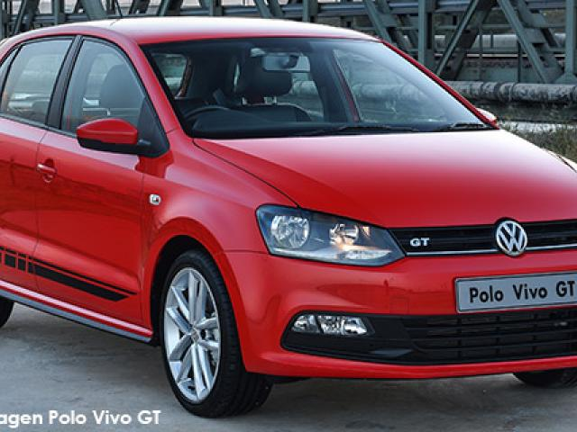 Volkswagen Polo Vivo hatch 1.0TSI GT