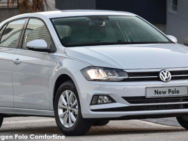 Volkswagen Polo hatch 1.0TSI Comfortline auto