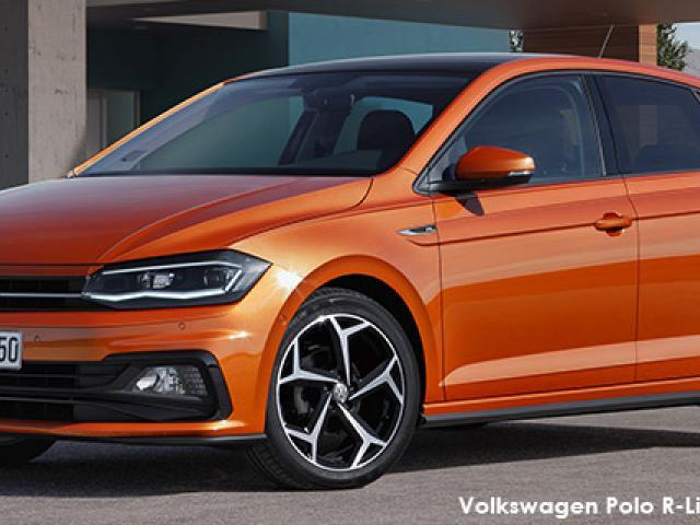 Volkswagen Polo hatch 1.0TSI Comfortline R-Line auto
