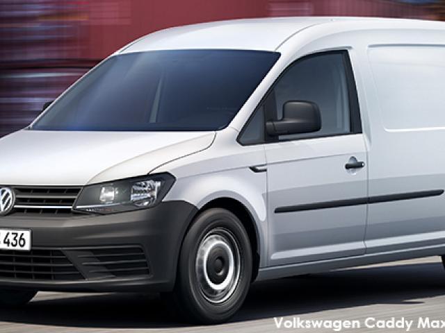 Volkswagen Caddy Maxi 2.0TDI panel van auto