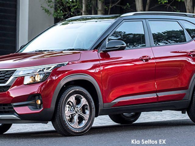 Kia Seltos 1.6 EX auto