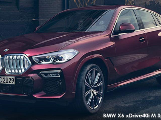 BMW X6 xDrive40i Individual