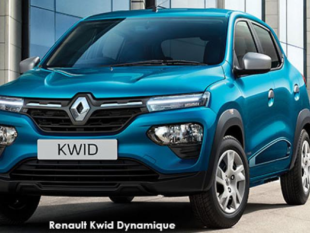 Renault Kwid 1.0 Expression auto