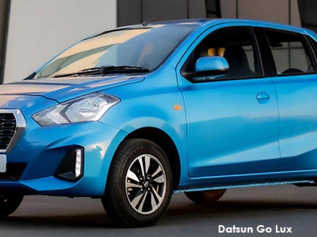 Datsun Go 1.2 Lux auto