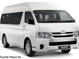 Toyota Hiace 2.5D-4D bus 14-seater GL - Thumbnail 1