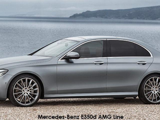 Mercedes-Benz E-Class E200 AMG Line