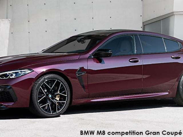 BMW M8 M8 competition Gran Coupe