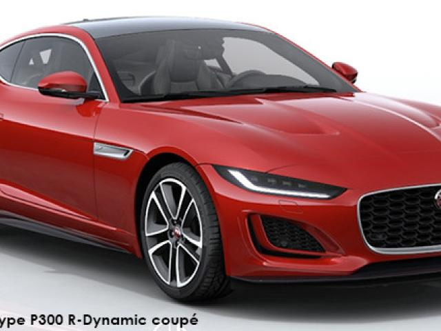 Jaguar F-Type P300 R-Dynamic coupe