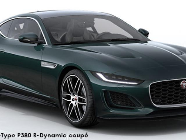 Jaguar F-Type P380 R-Dynamic coupe