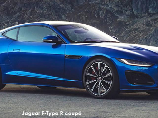 Jaguar F-Type R P575 AWD coupe