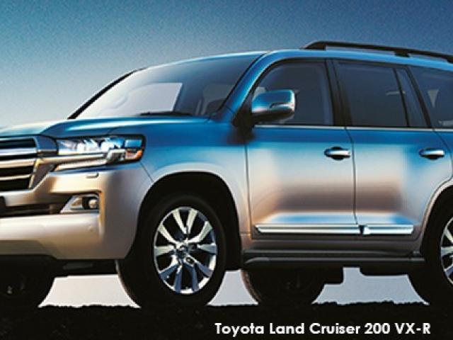 Toyota Land Cruiser 200 4.5D-4D V8 VX-R