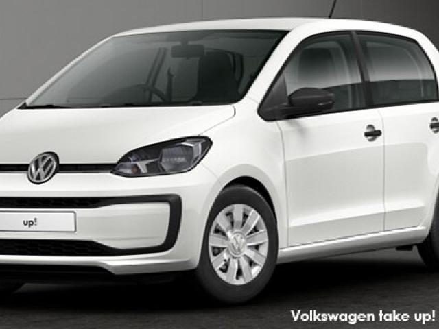 Volkswagen up! take up! 5-door 1.0