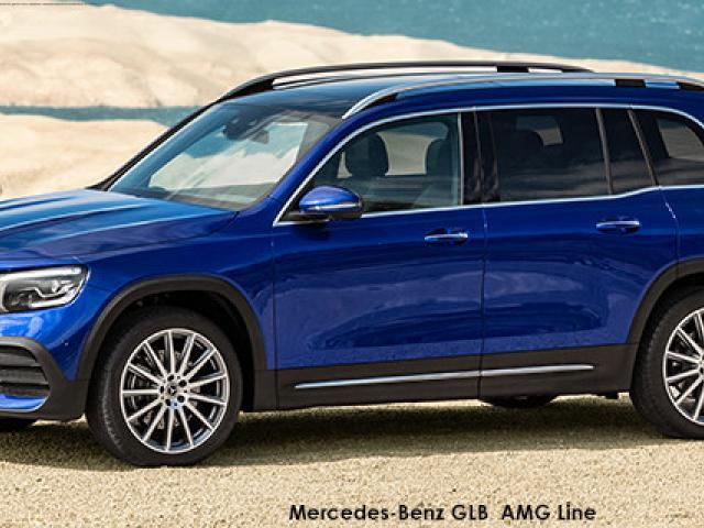 Mercedes-Benz GLB GLB220d 4Matic AMG Line