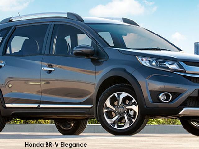 Honda BR-V 1.5 Elegance
