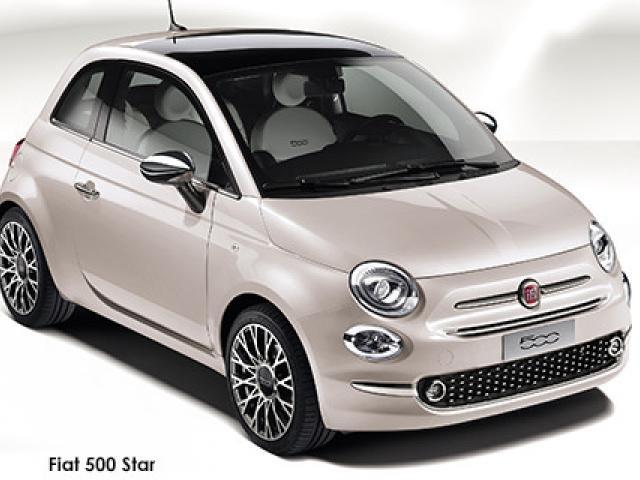 Fiat 500 TwinAir Star