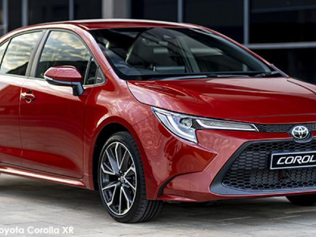 Toyota Corolla 2.0 XR auto