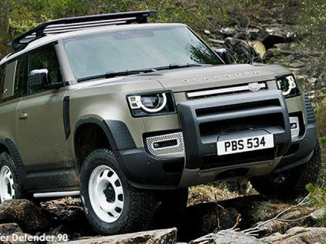 Land Rover Defender D240 S