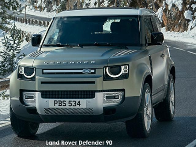 Land Rover Defender D240 HSE