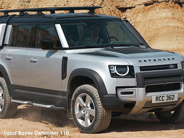 Land Rover Defender D240