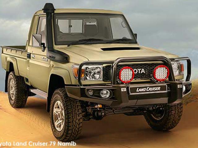Toyota Land Cruiser 79 Land Cruiser 79 4.5D-4D LX V8 Namib