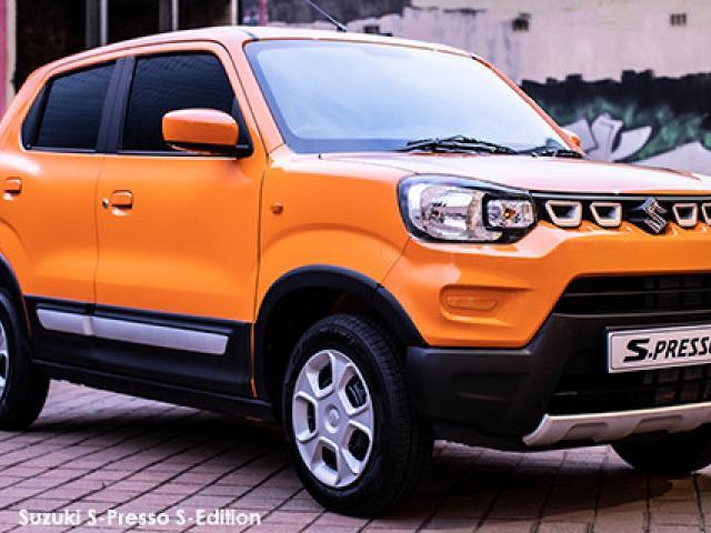 Suzuki S-Presso 1.0 S-Edition auto