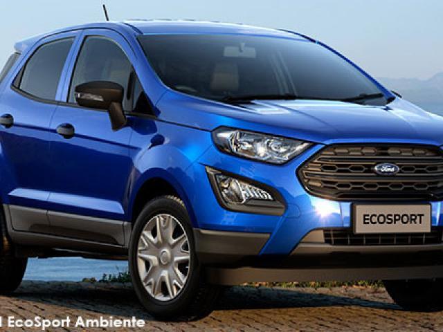 Ford EcoSport 1.5 Ambiente auto