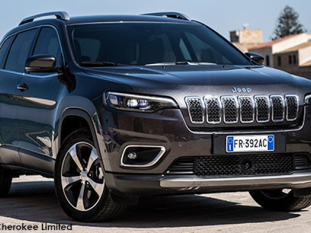 Jeep Cherokee 2.0T Limited 4x4