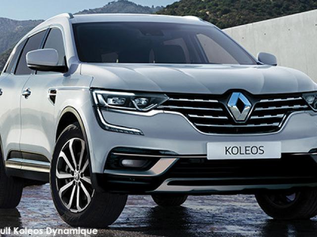 Renault Koleos 2.5 Expression