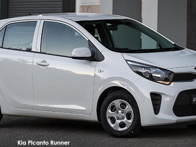 Kia Picanto 1.0 Runner panel van