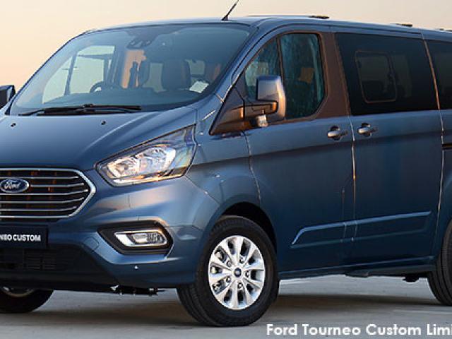 Ford Tourneo Custom 2.0SiT SWB Limited