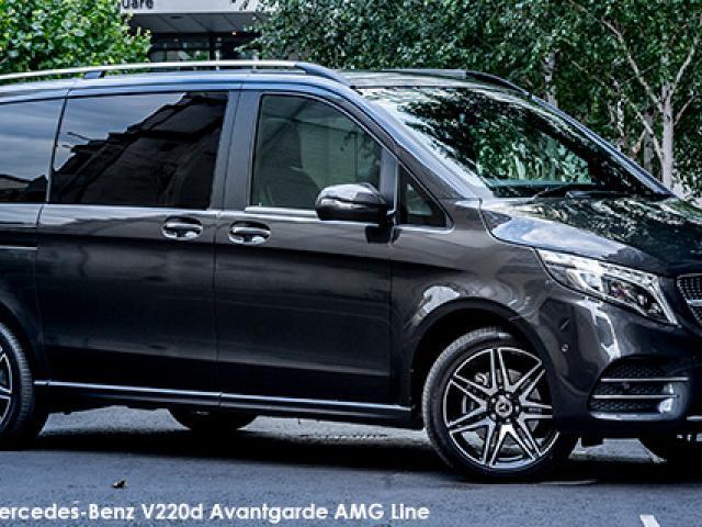 Mercedes-Benz V-Class V250d Avantgarde AMG Line