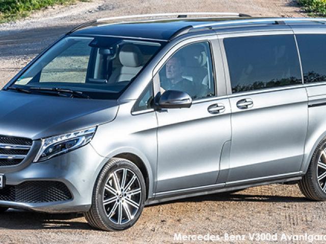 Mercedes-Benz V-Class V300d Avantgarde