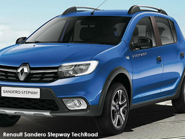 Renault Sandero 66kW turbo Stepway TechRoad