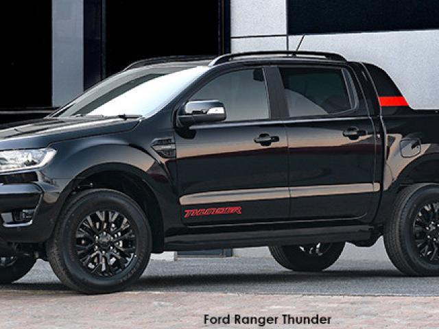 Ford Ranger 2.0Bi-Turbo double cab Hi-Rider Thunder