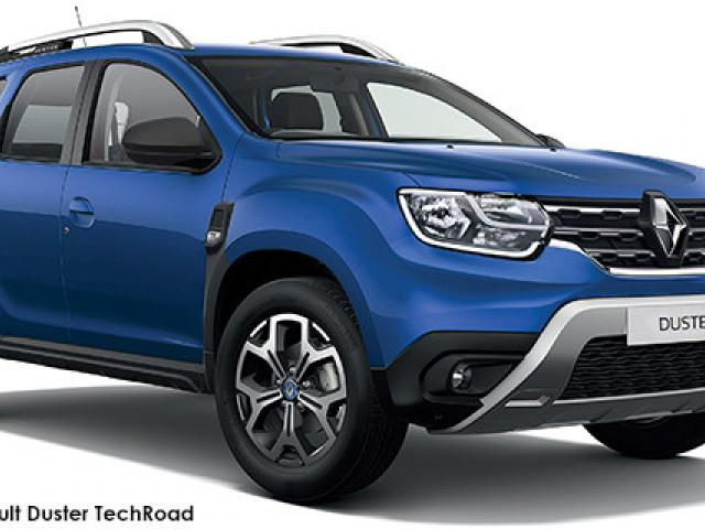 Renault Duster 1.5dCi TechRoad auto