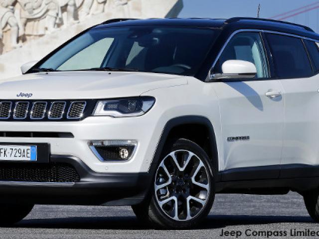 Jeep Compass 1.4T Longitude