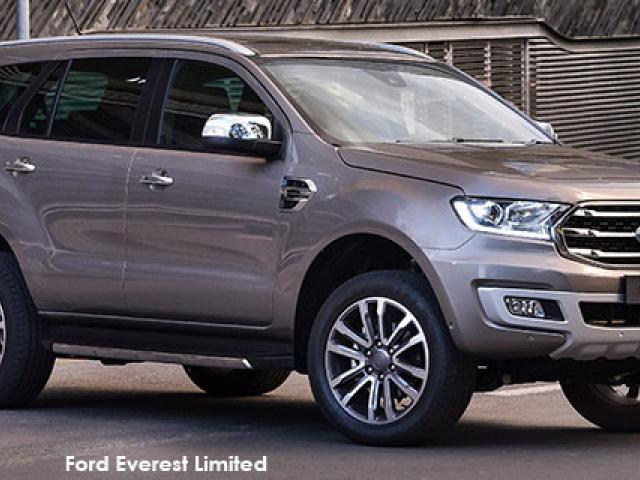 Ford Everest 2.0Bi-Turbo 4WD Limited