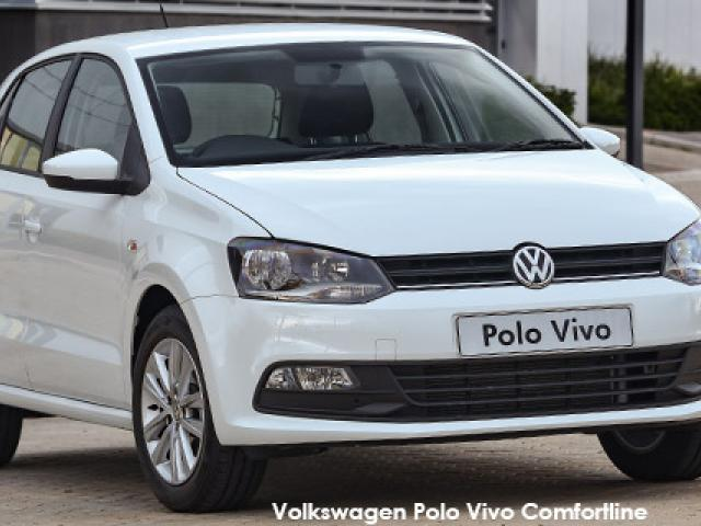 Volkswagen Polo Vivo hatch 1.6 Highline