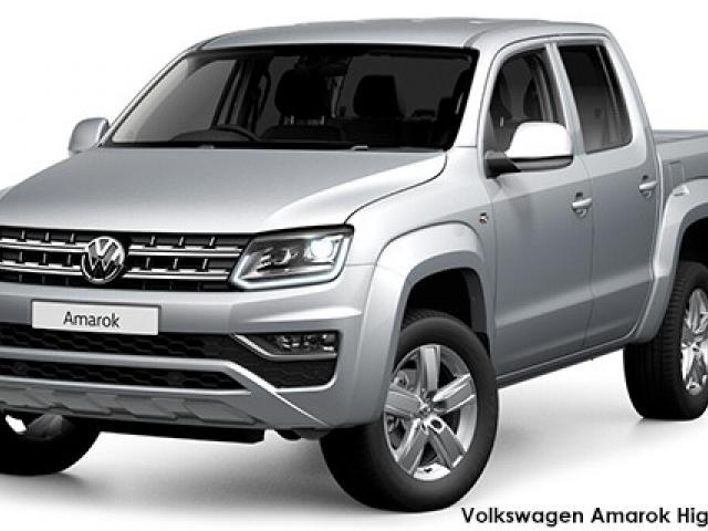 Volkswagen Amarok 2.0BiTDI double cab Highline Plus auto