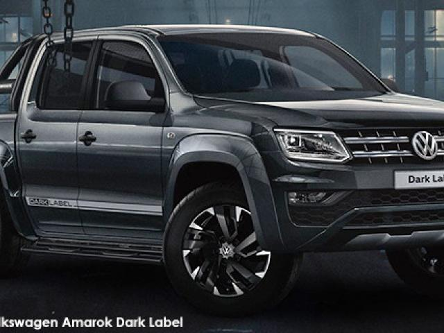 Volkswagen Amarok 2.0BiTDI double cab Dark Label 4Motion