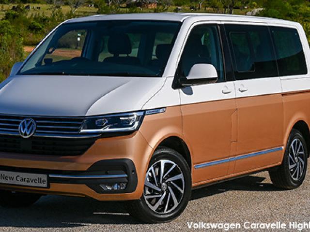Volkswagen Caravelle 2.0BiTDI 146kW Highline 4Motion