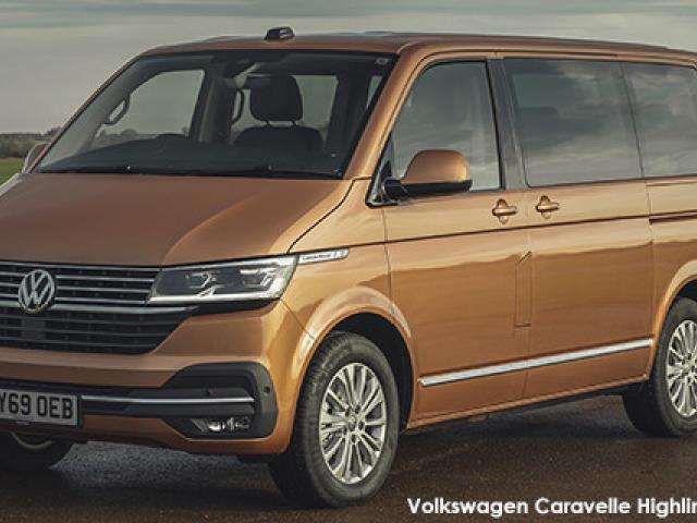 Volkswagen Caravelle 2.0BiTDI Highline 4Motion
