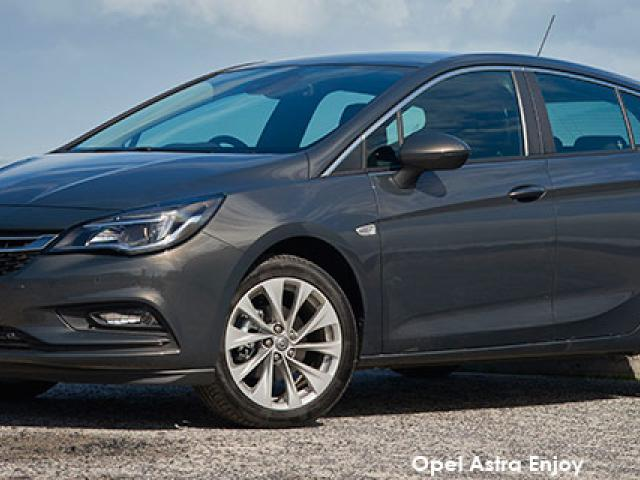 Opel Astra hatch 1.4T Edition