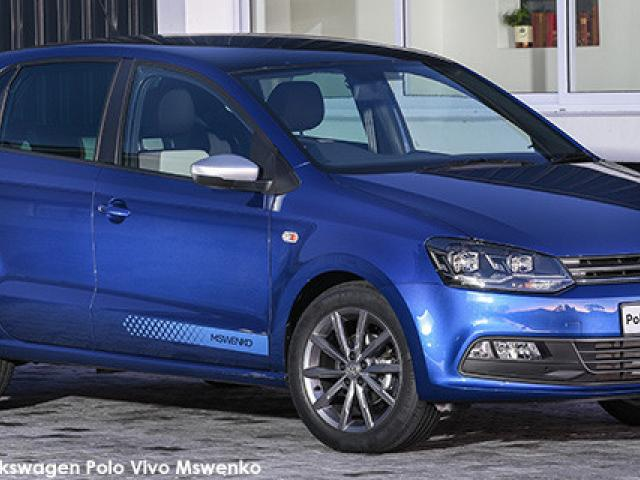 Volkswagen Polo Vivo hatch 1.4 Mswenko