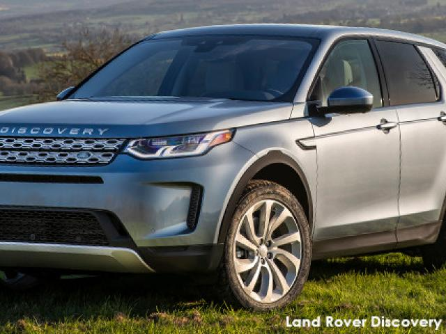 Land Rover Discovery Sport D200